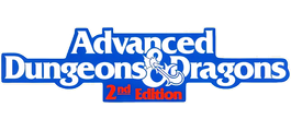 Advanced Dungeons & Dragons 2nd Ed