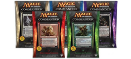 Commander/EDH Decks