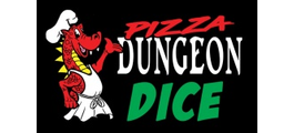Pizza Dungeon Dice