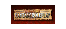 Warhammer Fantasy Roleplay 2nd Ed