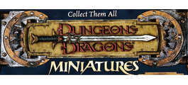 Dungeons & Dragons Miniatures Game