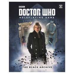 Doctor Who: Black Archive