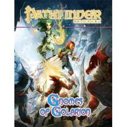 Pathfinder Player Companion: Gnomes of Golarion