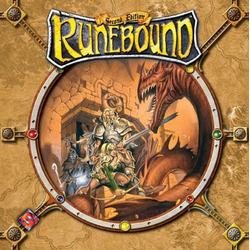 Runebound 2:nd Ed + 6 expansioner