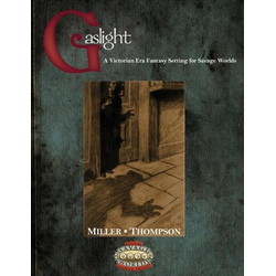 Savage Worlds RPG: Gaslight, Victorian Fantasy