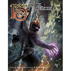 13th Age RPG: Book of Demons