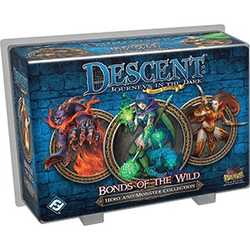 Descent: Journeys in the Dark 2nd Ed: Hero and Monster Collection - Bonds of the Wild