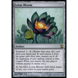 Magic löskort: Time Spiral: Lotus Bloom