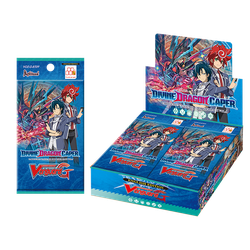 Cardfight!! Vanguard: Divine Dragon Caper Booster Pack