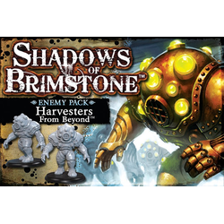 Shadows of Brimstone: Harvesters from Beyond