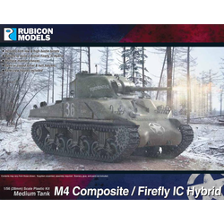 Rubicon: British M4 Sherman Composite / Firefly IC Hybrid