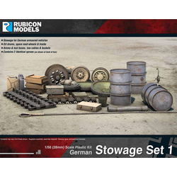 Rubicon: German Stowage Set 1
