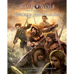 Lone Wolf Adventure Game: Heroes of Magnamund