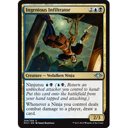Magic löskort: Modern Horizons: Ingenious Infiltrator