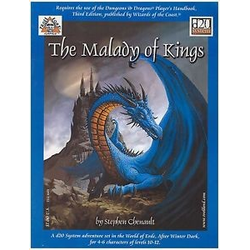 Sword & Sorcery: The Malady of Kings (begagnad)