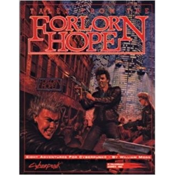 Cyberpunk: Tales from the Forlorn Hope (begagnad)