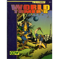 Traveller: World Tamer´s Handbook