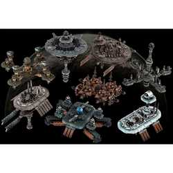 Dropfleet Commander: Modular Space Station Pack
