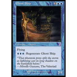 Magic löskort: Timeshifted: Ghost Ship