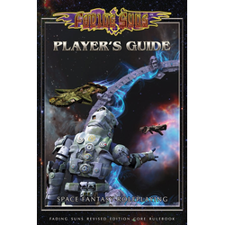 Fading Suns: Player's Guide (revised)