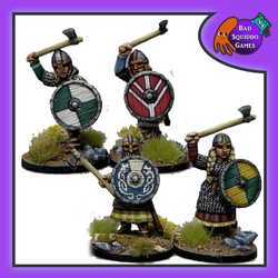 Shieldmaiden Hearthguard (with Axes)