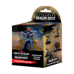 Icons of the Realms: Dragon Heist Booster Pack (1)