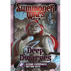 Summoner Wars: Deep Dwarves Second Summoner Faction Deck