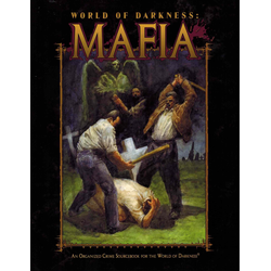 World of Darkness: Mafia (Begagnad) 2,)