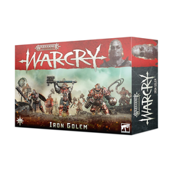 Warcry: Iron Golem Warband