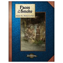 Victoriana: Faces in the Smoke vol. 2