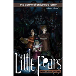 Little Fears Nightmare Edition: The Game of Childhood Terror