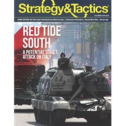 Strategy & Tactics: Issue 315: Red Tide South