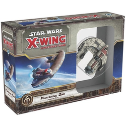 Star Wars X-Wing: Punishing One (1st ed)