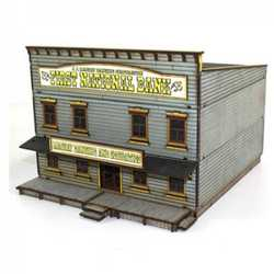 28mm Dead Mans Hand First National Bank (Painted)