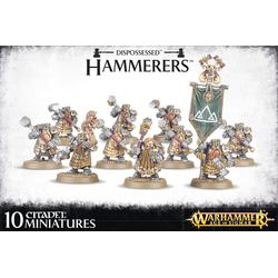 Dispossessed Hammerers/Longbeards