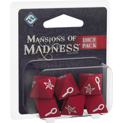 Mansions of Madness 2nd ed: Dice Pack