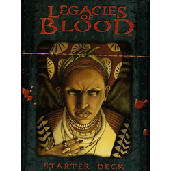 Vampire: The Eternal Struggle - Legacies of Blood Guruhi Starter Deck
