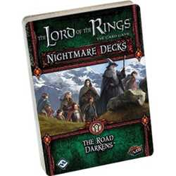 Lord of the Rings LCG: The Road Darkens Nightmare Deck