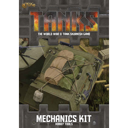 TANKS: Mechanics Kit (hobby tools + card)