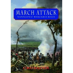 March Attack (Rules for Napoleonic Wargames)