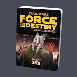 Star Wars: Force and Destiny: Specialization Deck Mystic Seer