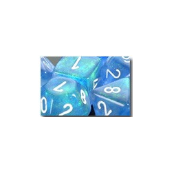Borealis™ Sky Blue/white (7-Die set)