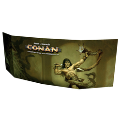 Conan RPG: GM Screen