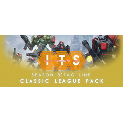 Infinity ITS Season 8: Classic League Pack Tagline