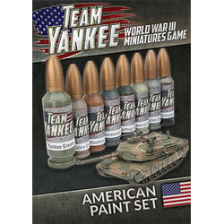 American Paint Set (Team Yankee)