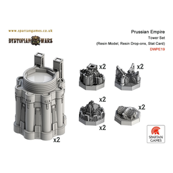 Prussian Empire Tower Set (1)