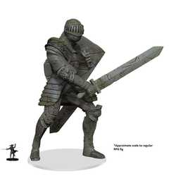 Icons of the Realms: Honorable Knight, The Walking Statue of Waterdeep