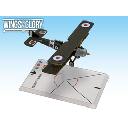 Wings of Glory: WW1 Sopwith 1½ Strutter (Collishaw/Portsmouth)