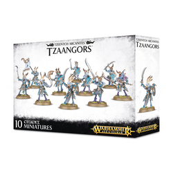 Disciples of Tzeentch Arcanites Tzaangors