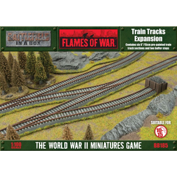 Train Tracks Expansion